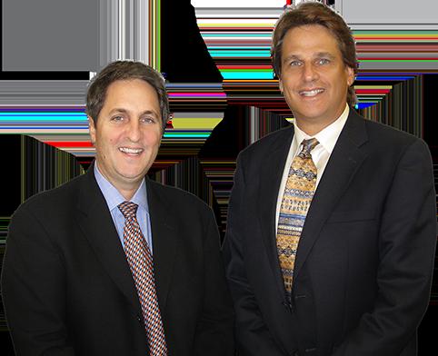 Larry Tolchinsky and Alan Sackrin